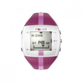 Reloj Monitor de Pulso Activo Fitness Polar FT4F-Rosa