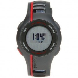 Reloj Monitor Cardiaco con GPS Garmin Forerunner 110 M - Negro
