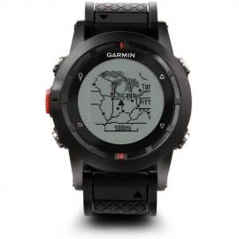Reloj Monitor Cardiaco Garmin Fenix-Negro