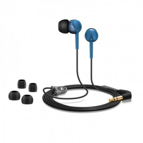 Sennheiser - Audífonos Estéreo Inner Ear CX215 - Azul - Envío Gratuito