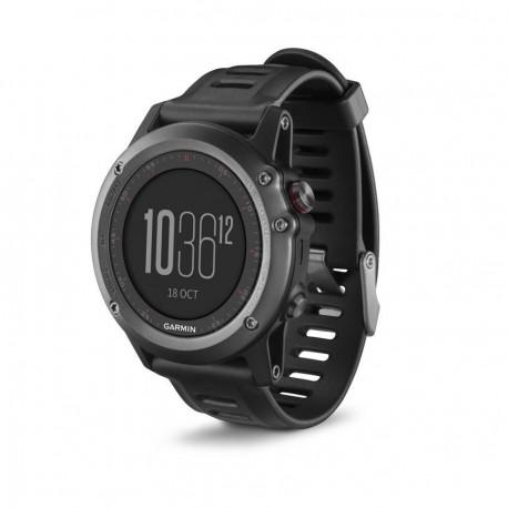 Reloj Multideporte Garmin Fenix 3-Gris - Envío Gratuito