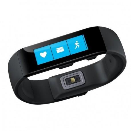 Banda Microsoft Ejercicio Monitor Actividad Grande - Negro.. - Envío Gratuito