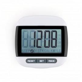Mini LCD Pedometer (Negro)