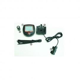 Velocímetro LCD para Bicicleta WLCP-006-Negro