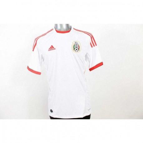 Jersey Seleccion Mexicana Blanco - Envío Gratuito