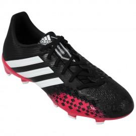 Tachones para Fútbol Adidas Predator Absolado LX TRX FG Black+Pink para Caballero - Negro + Rosa