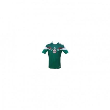 Jersey Seleccion Mexicana Juvenil/Ninos - Envío Gratuito