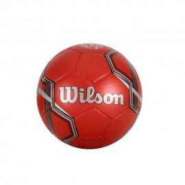 Balón de Soccer SILVER Wilson WTH9488X0N18-Rojo