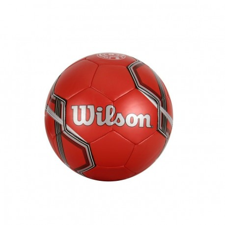 Balón de Soccer SILVER Wilson WTH9488X0N18-Rojo - Envío Gratuito