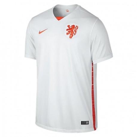 Jersey Nike Holanda Away Stadium Hombre - Envío Gratuito