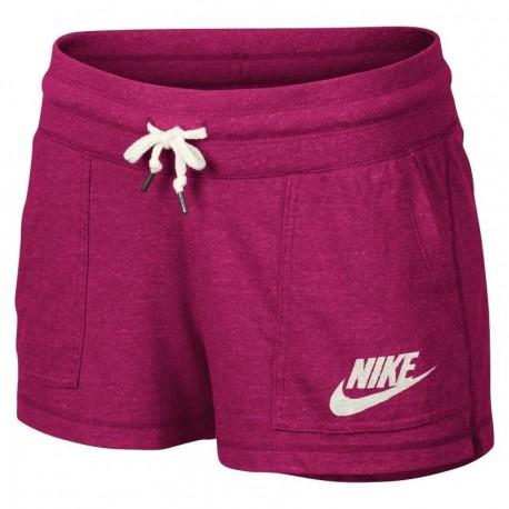 Short Nike Gym Vintage Mujer - Envío Gratuito