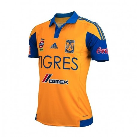 Jersey Adidas Tigres Hombre - Envío Gratuito