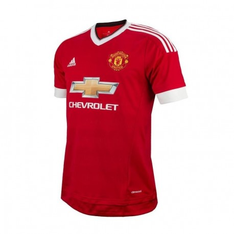 Jersey Adidas Manchester United Hombre - Envío Gratuito