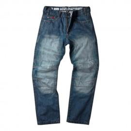 Pantalón IXS Django-Azul