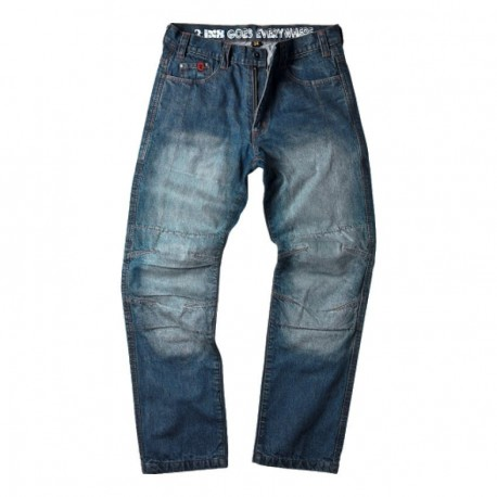 Pantalón IXS Django-Azul - Envío Gratuito