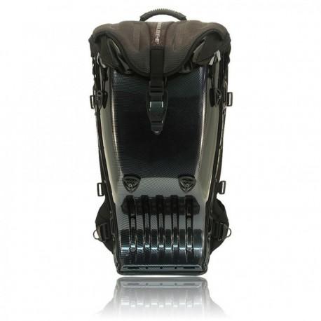 Mochila Protector De Espalda Boblbee Megalopolis Aero Carbon - Envío Gratuito
