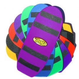 Patineta/Tabla de Blalance Spoonerboards PRO mayores de 7 años Púrpura - Envío Gratuito