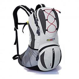 Senderismo, Campamentos al aire libre Montañismo bolsas mochila Bolsa de deporte Ciclismo Deportes (blanco) - Envío Gratuito