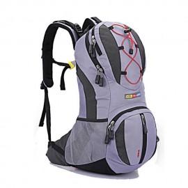 Senderismo, Campamentos al aire libre Montañismo bolsas mochila Bolsa de deporte Ciclismo Deportes (gris) - Envío Gratuito
