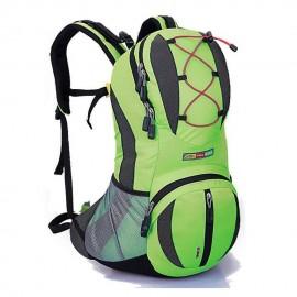 Senderismo, Campamentos al aire libre Montañismo bolsas mochila Bolsa de deporte Ciclismo Deportes (verde) - Envío Gratuito