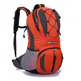 Senderismo, Campamentos al aire libre Montañismo bolsas mochila Bolsa de deporte Ciclismo Deportes (naranja) - Envío Gratuito