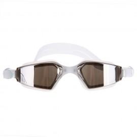 Swim Gafas de natación Deportes antiniebla Oído impermeable Adulto + Tapones Plata - Envío Gratuito
