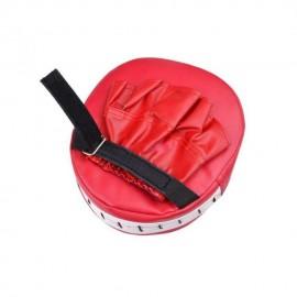 ELENXS ligeras Deportes Equipamiento Mma Kick Taekwondo Formación guante de boxeo Sparring Formación Pad Rojo - Envío Gratuito