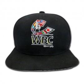 Gorra Snap cap WBC Boxing Negra - Envío Gratuito