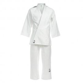 Judo BL 3F Adidas J500-BLANCO - Envío Gratuito