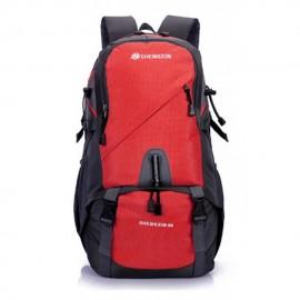 Bolsa de deporte bolsa de viaje hombres/mujeres Deportes Mochilas (Rojo) - Envío Gratuito