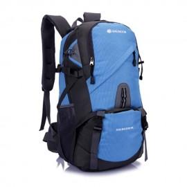 Bolsa de deporte bolsa de viaje hombres/mujeres Deportes Mochilas (Azul) - Envío Gratuito