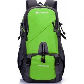 Bolsa de deporte bolsa de viaje hombres/mujeres Deportes Mochilas (Verde) - Envío Gratuito