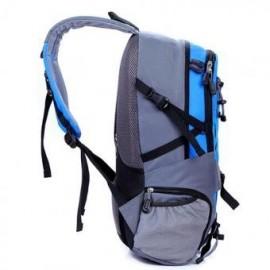Gran capacidad Bolsa de deporte al aire libre senderismo a Caballo Mochila (azul) - Envío Gratuito