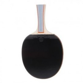 Winmx WMY52378Z1 Deportes largo mango Paleta ping-pong, tenis de mesa Raqueta (rojo + negro) - Envío Gratuito