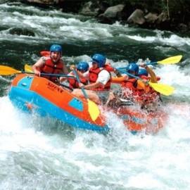 Rafting / Canopy y Temazcal - Jalcomulco - Envío Gratuito
