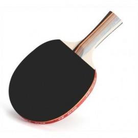 Tenis de Mesa Ping Pong Paddle Raqueta palo con el bolso de la cubierta de Formación de Deportes - Envío Gratuito