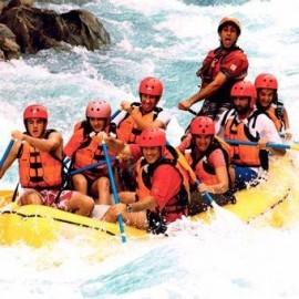 Rafting / Rappel - Cd. Valles - Envío Gratuito