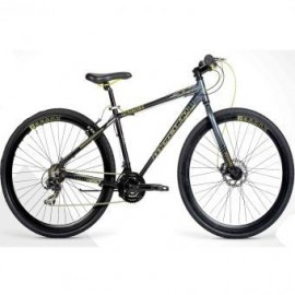 Bicicleta Mercurio Pista Bronx 700c 21 Vel Acero MG2 - Envío Gratuito
