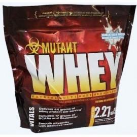 Proteína MUTANT 100% Whey 5 lbs - Envío Gratuito