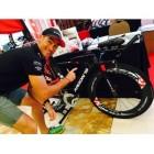 Bicicleta de Triatlón Argon 18 E119 TRI(Dura-Ace Di2 Electrónico) - Envío Gratuito