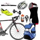 Paquete para Triatlón Distancias Cortas con Bicicleta Hombre - Envío Gratuito